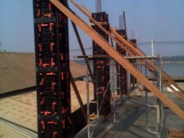 Formwork Hpa-an Project
